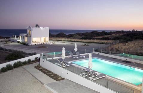 Aegean Horizon Beachfront Villas