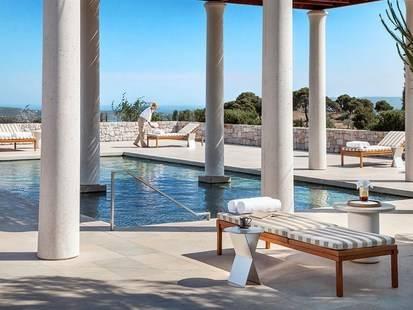 Amanzoe Resort