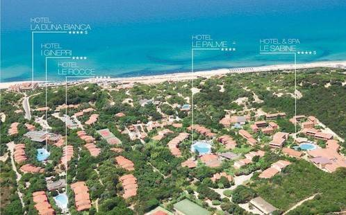 Delphina: Le Dune Resort&Spa-I Ginepri