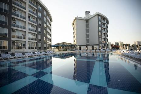 Attalos Hotels Lara Star (Ex. Smart Lara Star, Ex. Iron Ambassador Family Lara)