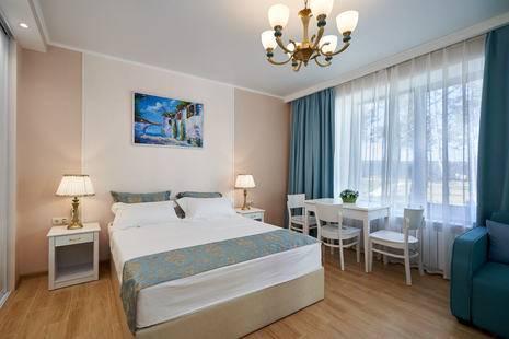 Отель Розмарин