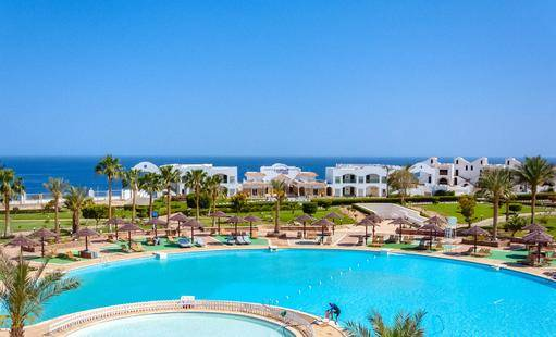 Coral Beach Resort Montazah - The View (Adults Only 18+)