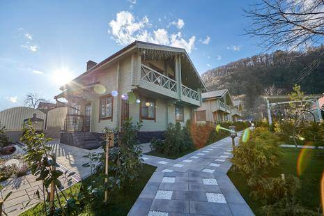 Hills Polyana Hotel