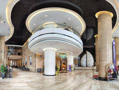 Muong Thanh Luxury Vien Trieu Hotel