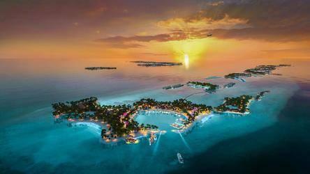 Saii Lagoon Maldives, Curio Collection By Hilton 4*