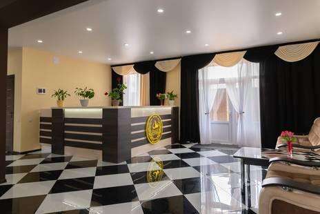 Красногорье Отель