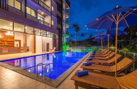 Andaman Breeze Resort Krabi