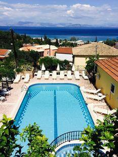 Avra Paradise Sea View Pool Aparthotel
