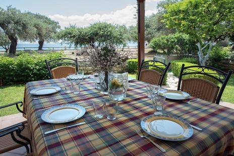 Barbati Sea Front Villa