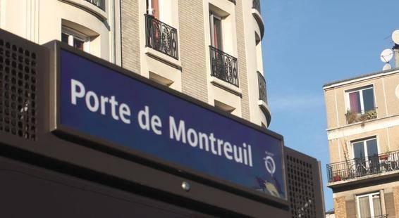 Ibis Paris Porte De Montreuil