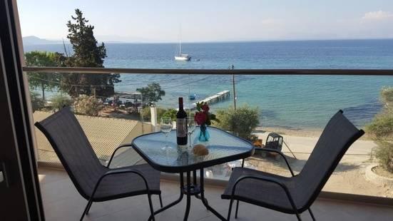 Sea Front Villas Boukari
