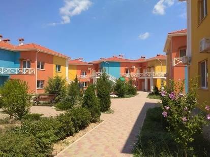 Апарт-Отель Бухта Круглая