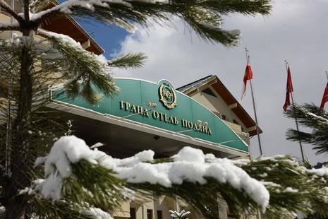 Виллы Гранд Отель Поляна