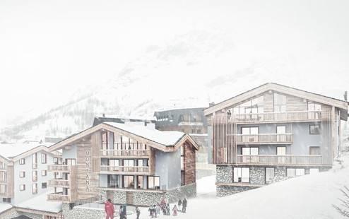Izia Chalet Residence
