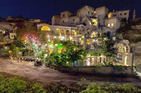 Oyku Evi Cave Hotel