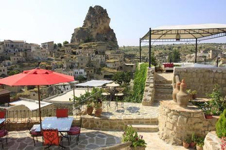 Hezen Cave Hotel