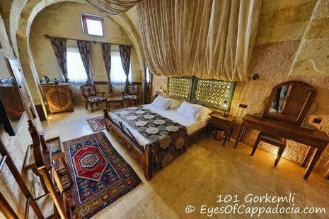 Eyes Of Cappadocia Cave Hotel