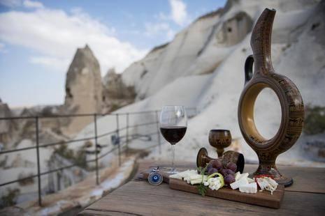 Anatolian Houses Cave Hotel