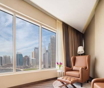 Radisson Blu Dubai Canal View