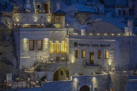 Agarta Cave Boutique Hotel Boutique