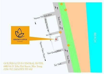 Golden Lotus Central Hotel