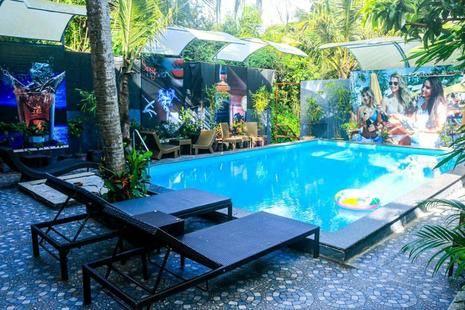 Hangover Resort