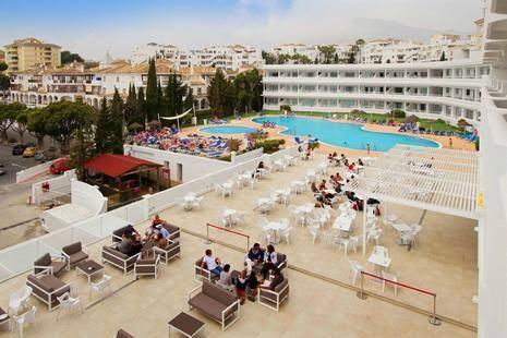 Palia La Roca Hotel