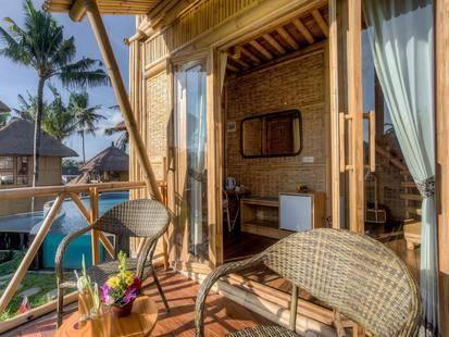 Biyukukung Suites&Spa Bamboo House