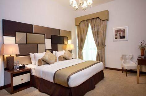 Al Waleed Palace Hotel Apartment