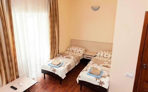Гостиница Маленькая Греция