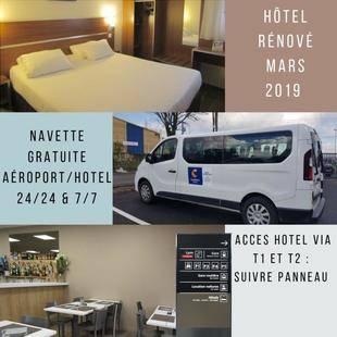 Hotel Aeroport Lyon St Exupery
