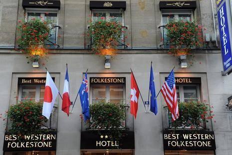 Best Western Hotel Folkestone Opera