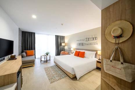 Centara Ao Nang Beach Resort And Spa Krabi