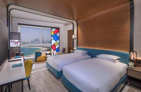 Hyatt Andaz Dubai The Palm