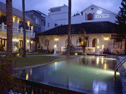 La Paloma Villa Nha Trang