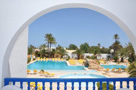 Dar El Manara Djerba Hotel And Aparts