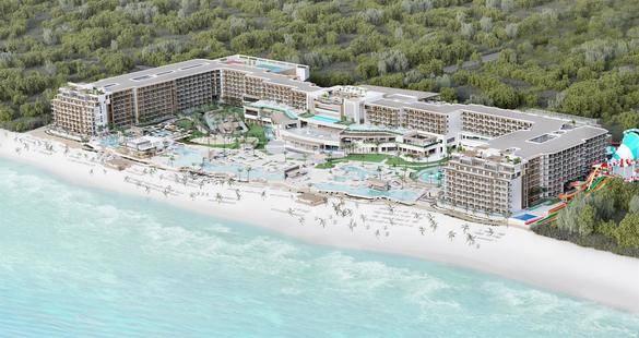 Senator Riviera Cancun Spa Resort