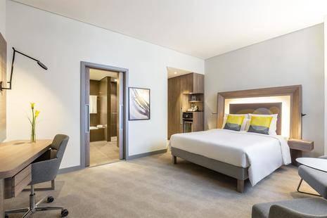 Novotel Bur Dubai Hotel