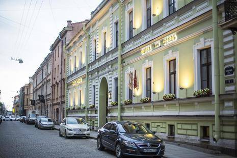 Резиденция Дашковой (Dashkova Rezidence)