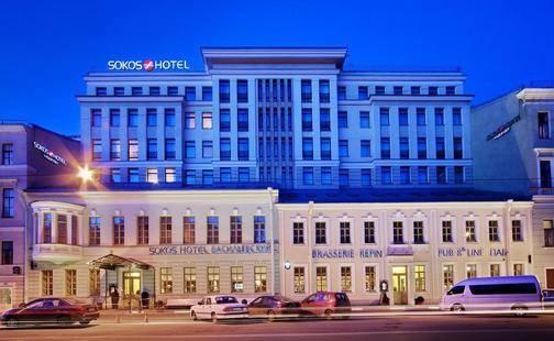 Solo Sokos Hotel Vasilievsky