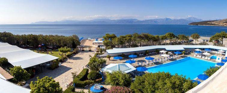 Delphi Beach