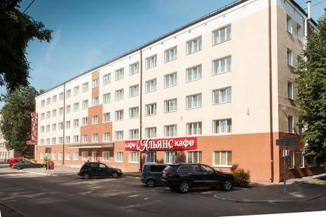 Amaks Vizit Hotel (Амакс Визит)