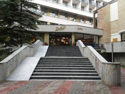 Daina Jurmala Beach Hotel & Spa