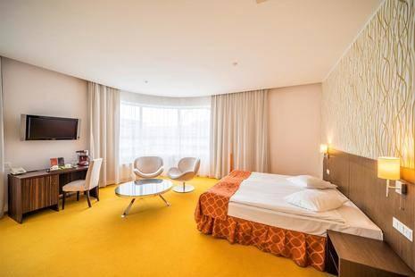 Rija Vef Hotel ( Ex . Days Hotel Riga Vef)