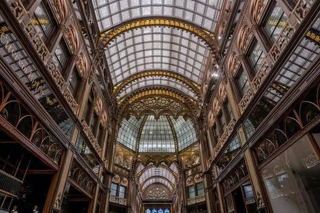 Parisi Udvar Budapest-Unbound Collection By Hyatt