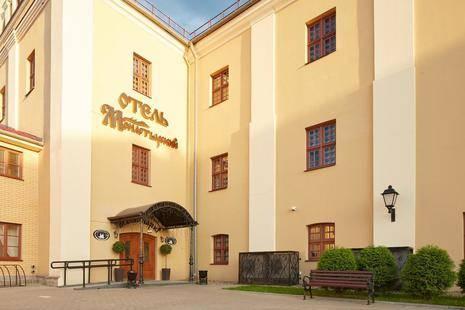Hotel Manastyrski