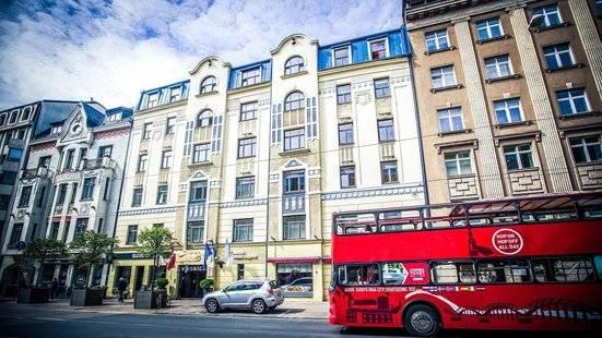 Hestia Hotel Jugend (Ex. PK Riga)