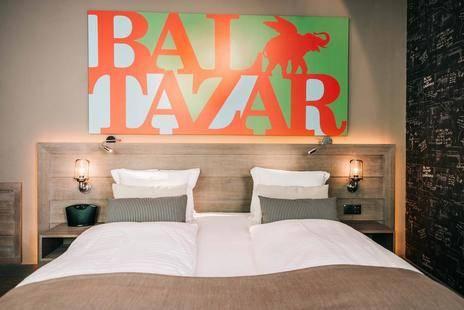 Baltazar Budapest Boutique Hotel