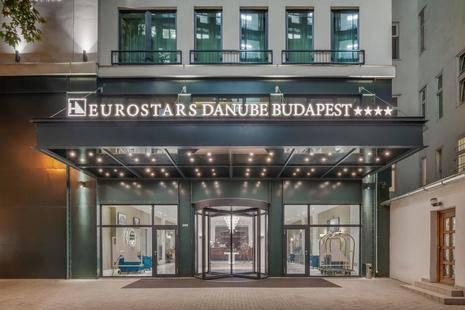 Eurostars Danube Budapest