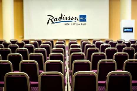 Radisson Blu Hotel Latvia